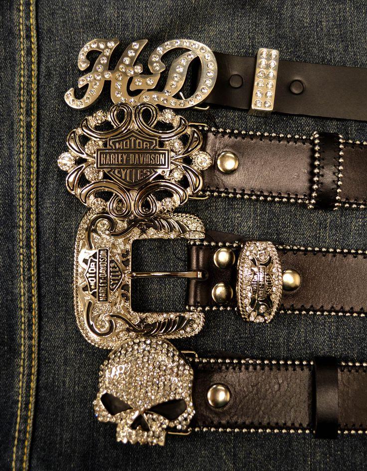 Belts at Dallas Harley Davidson