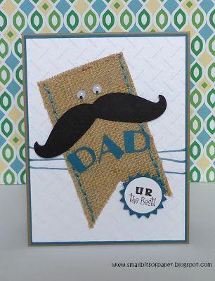 My Craft Spot: Monday Challenge #100 - Dad