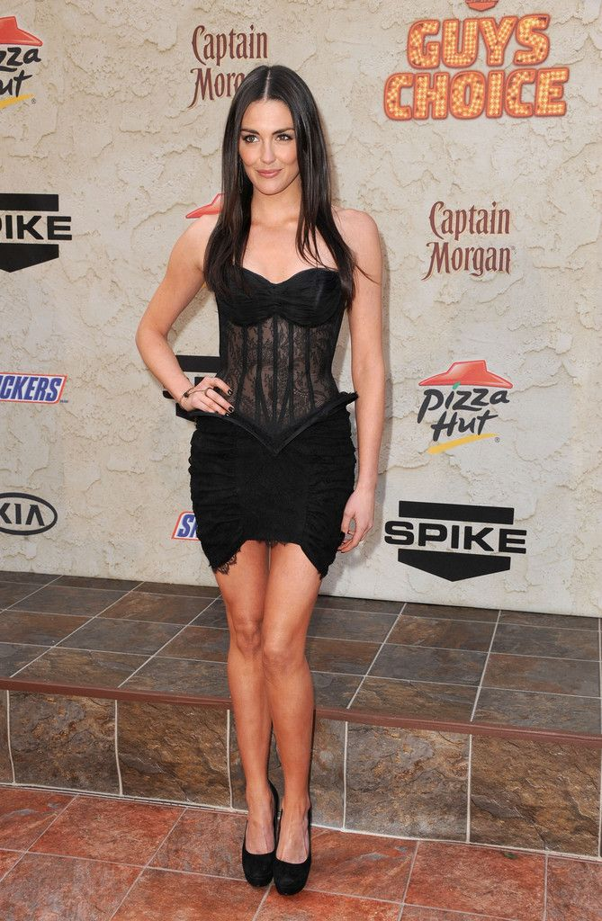 "Candice Swanepoel Photos - Spike TV's 5th Annual 2011 ""Guys Choice"" Awards - Arrivals - Zimbio"