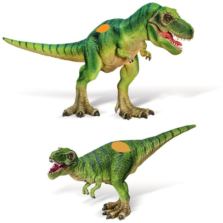 """Tyrannosaurus Rex"" tiptoi® Dinosaur Figurines by RAVENSBURGER (Germany) → #jurassic_park | #jurassic_world | #dinosaur_toy | #tyrannosaurus_rex | #tiptoi || SOURCE: https://www.ravensburger.de/kinder/tiptoi/tiptoi-spielfiguren/spielfiguren-dinosaurier/index.html"