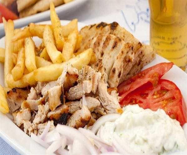 طريقة عمل الشاورما السوري فى البيت Food Chicken Meat