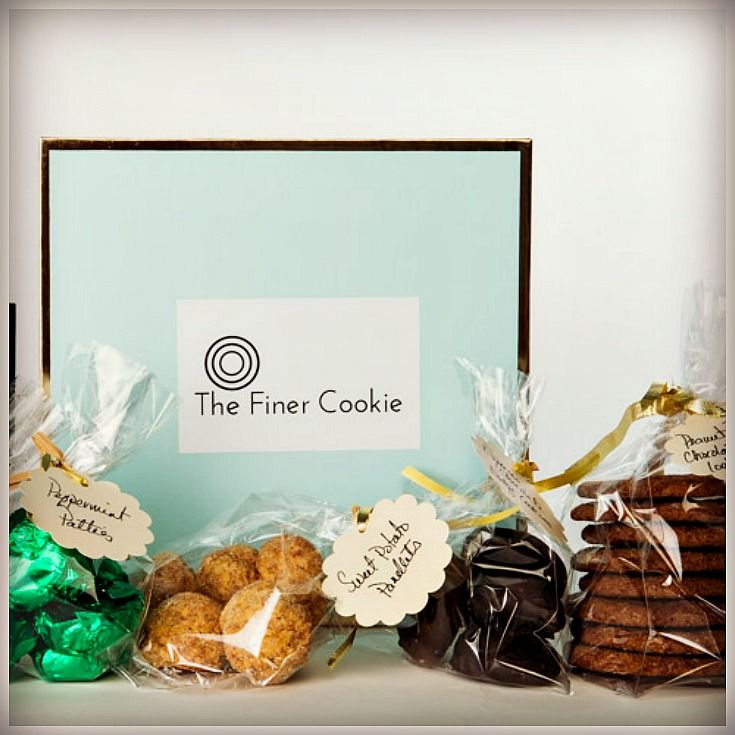 #cookies #glutenfree #cookiebox #gift