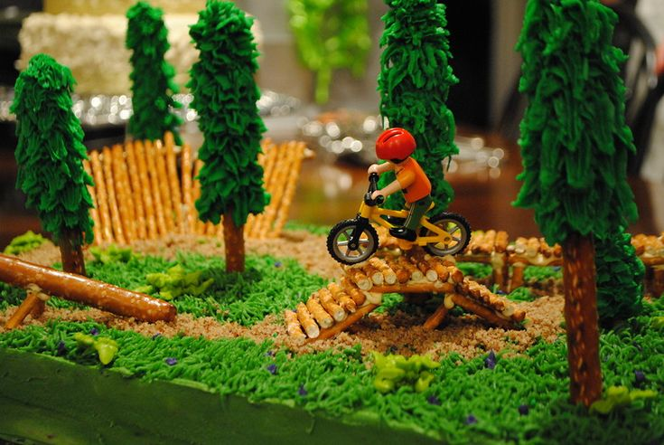 Bike Park Grooms Cake - socnick - Mountain Biking Pictures - Vital MTB
