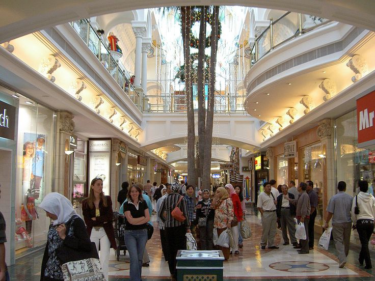 Canal Walk Shopping Centre- Cape Town