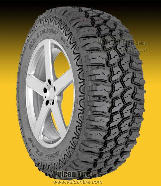 Eldorado Mud Claw Extreme M/T LT235/75R15 Tires for Sale Online - Vulcan Tire Sales