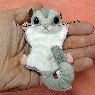 Baby Sugar Glider Pair Plush cute & realistic