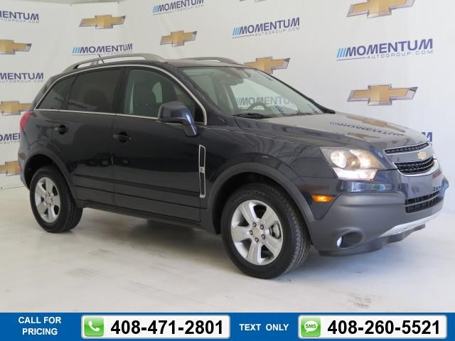 2015 Chevrolet Chevy Captiva Sport Fleet LS 29k miles Call for Price 29652 miles 408-471-2801 Transmission: Automatic  #Chevrolet #Captiva Sport Fleet #used #cars #MomentumChevrolet #SanJose #CA #tapcars