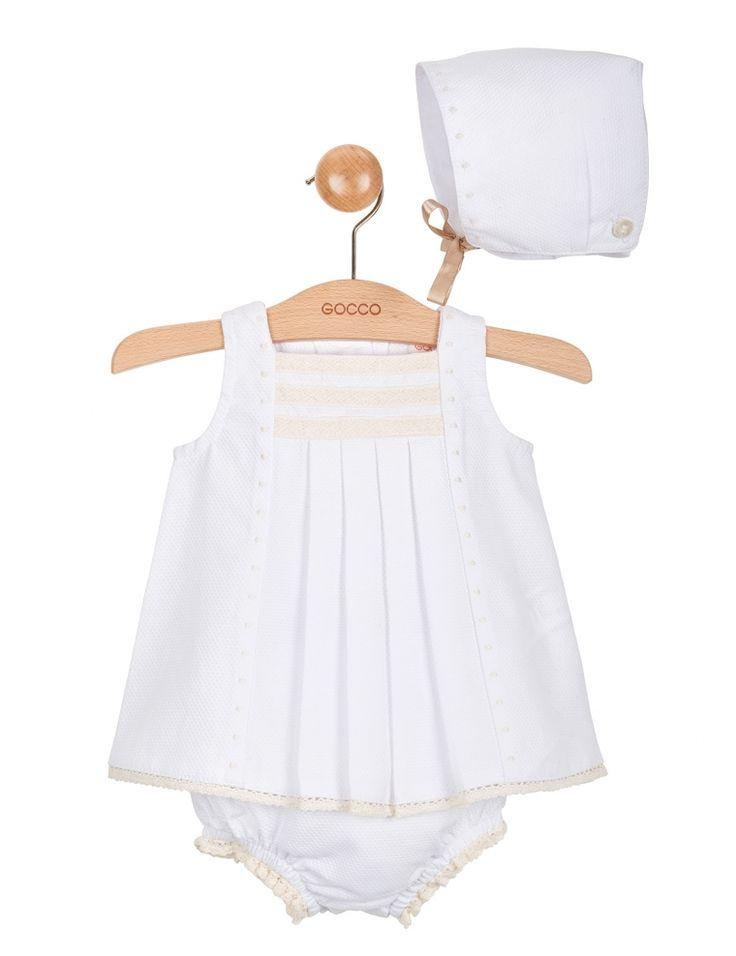 Conjunto piqué | Primera puesta | Ropa bebe online | Gocco.es - Tienda oficial Gocco