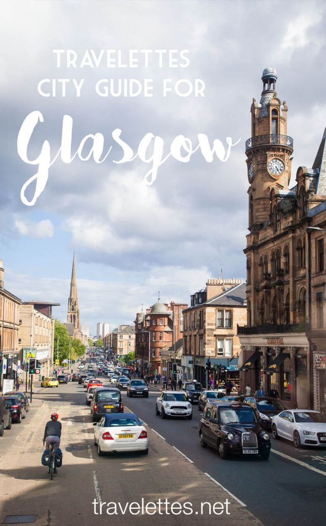 For a long time, Glasgow was the second city of the Empire. Only London was more important. Today, it is the underdog of Scottish cities, slowly recovering from an economical crisis that not only ruin