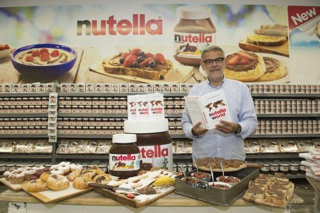 Italianicious - LaManna hosts the official Australian launch of Nutella World - photo by SDP Media
