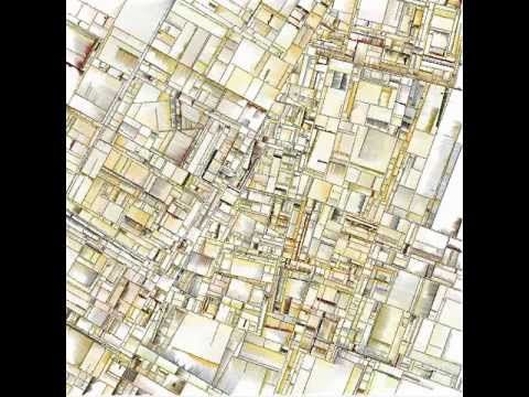 """Brahms Hungarian dance no. 5 in G minor with mesmerising iterative screensaver """"Substrate""""  Linux openware algorithm written by Jared Tarbell - 2004 [ Iteration 7 ]  http://www.jwz.org/xscreensaver/screenshots/ A simple perpendicular growth rule creates intricate city-like structures."""