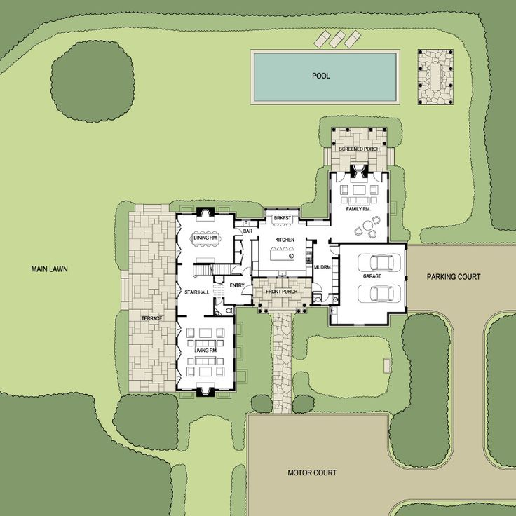 shingle style floor plans site | Plans | Pinterest