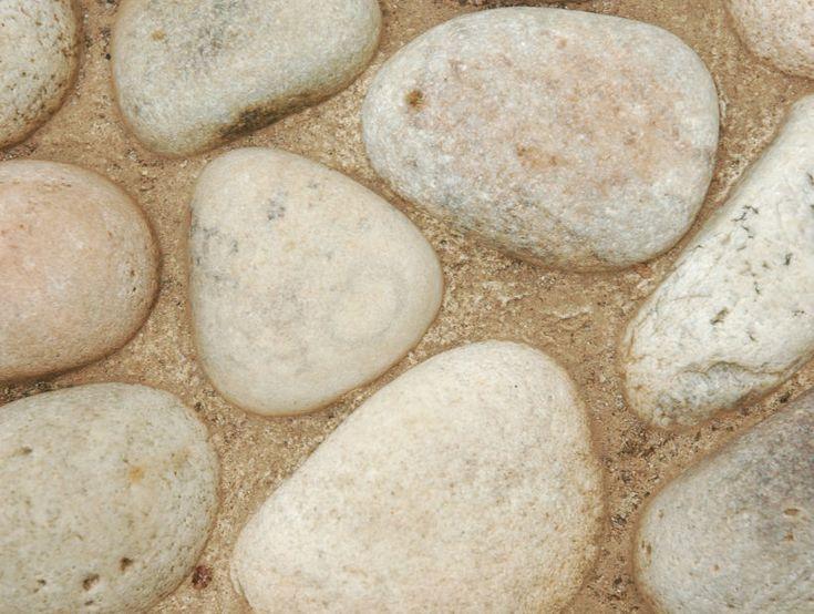Eco Outdoor Eggshell pebbles. Eco Outdoor | Pebbles