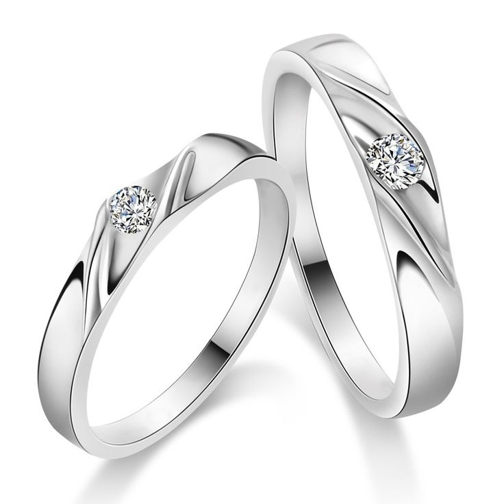 24 best Silver Wedding Bands images on Pinterest Silver weddings