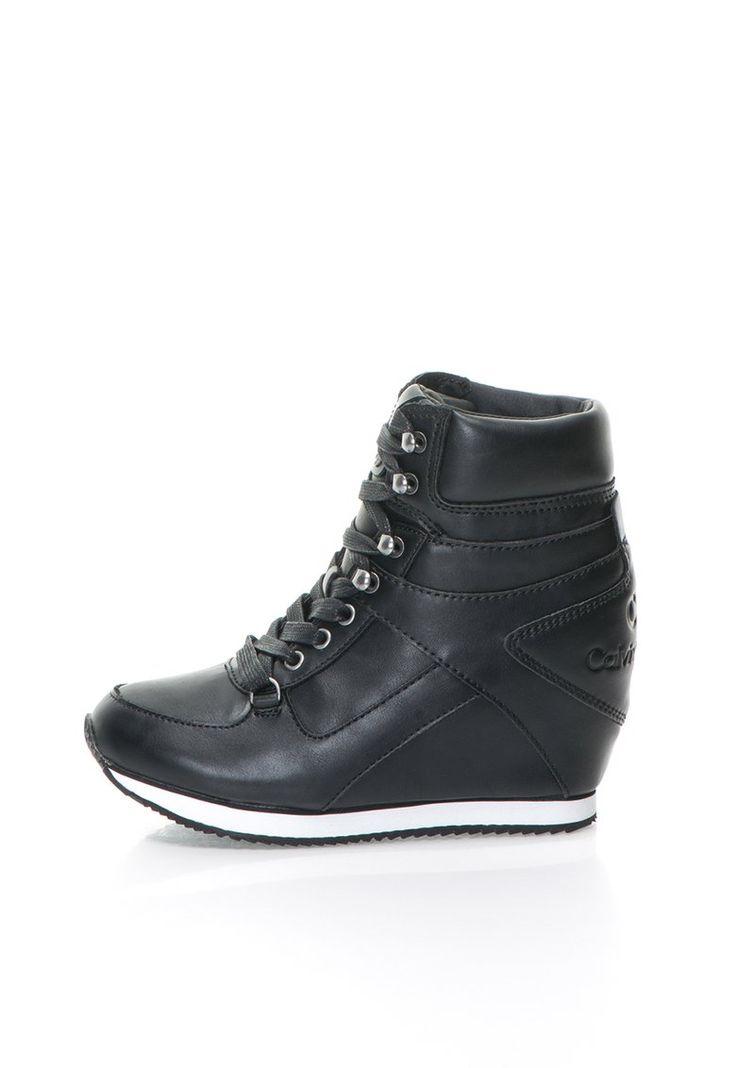 Vania Fekete Cipő Rejtett Platformmal a Calvin Klein Jeans márkától és további hasonló termékek a Fashion Days oldalán