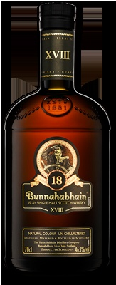 Bunnahabhain ... My father in law introduced to this many years ago. Thank you Pat, I hope they have good whisky in Heaven.