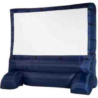 Gemmy 12 ft. Inflatable Diagonal Widescreen Airblown Deluxe Movie Screen  Sears Item# SPM5942770904 | Model# 39127-32  $250.71