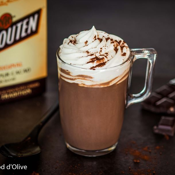 Le chocolat chaud maison