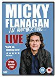 #3: Micky Flanagan - An' Another Fing Live [DVD]