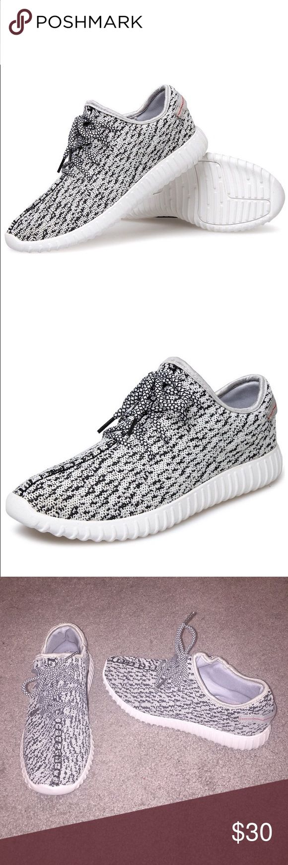 Fake Yeezy's. Too small. Never been worn Fake Yeezy's. Brand new Shoes Sneakers