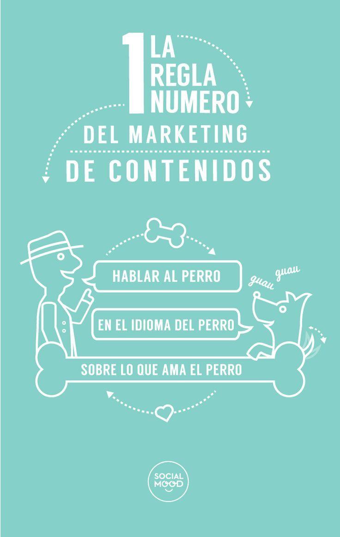 Regla número 1, del marketing de contenidos.