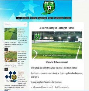 Company Profile Website | H2 Interlock Sport Flooring Jasa Pembuatan Website RIRISACI Surabaya   Telp: 031 8477461 HP. 085748226395 dan 085100552565 Email: admin@ririsaci.com  CV. RIRISACI MEDIA Solusi Bisnis Anda Menuju Online