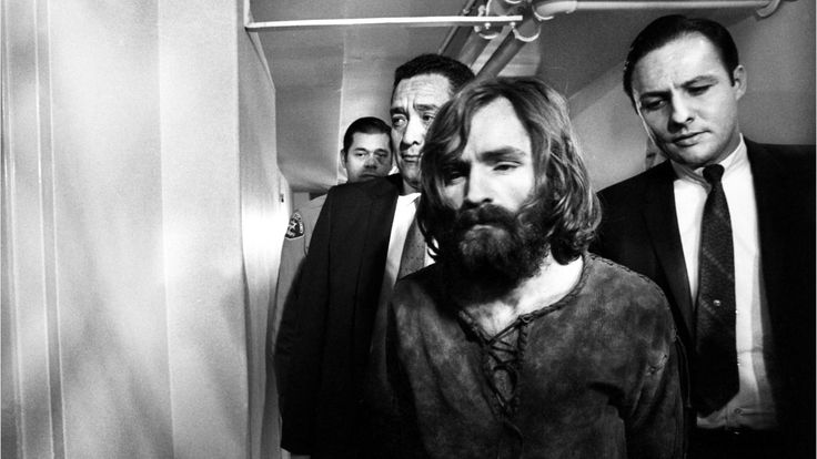 awesome Charles Manson est mort