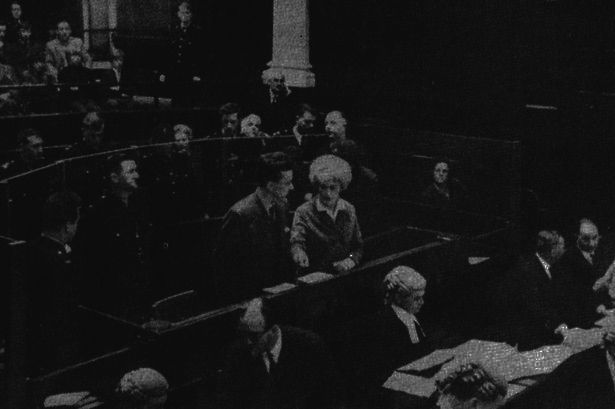 The Moors Murders Trial 1966 Chester Assizes.