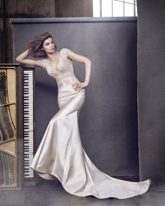 Piękna suknia ślubna - oryginalne suknie ślubne Wedding dress