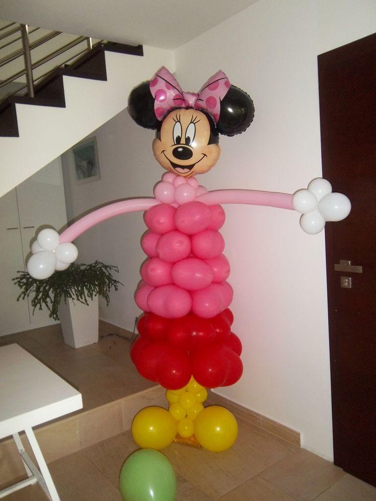 Balónové skulptury - Mikina