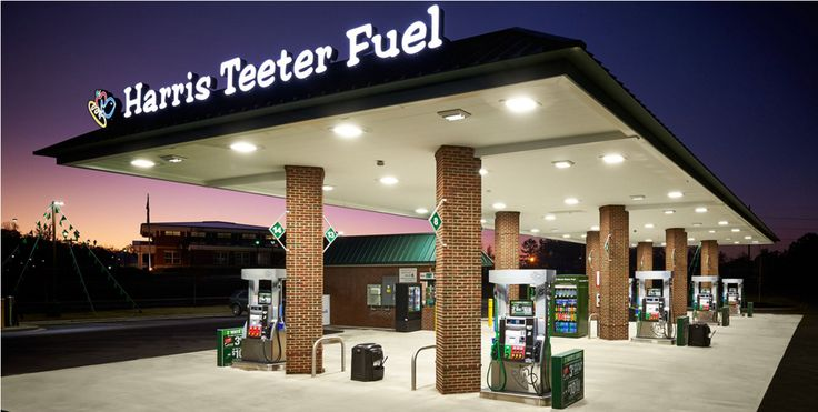 2/24-26 Holly Springs Road + Sunset Lake Road, Harris Teeter Fuel Station is celebrating a Grand Opening discounting gas .20 #RealEstate