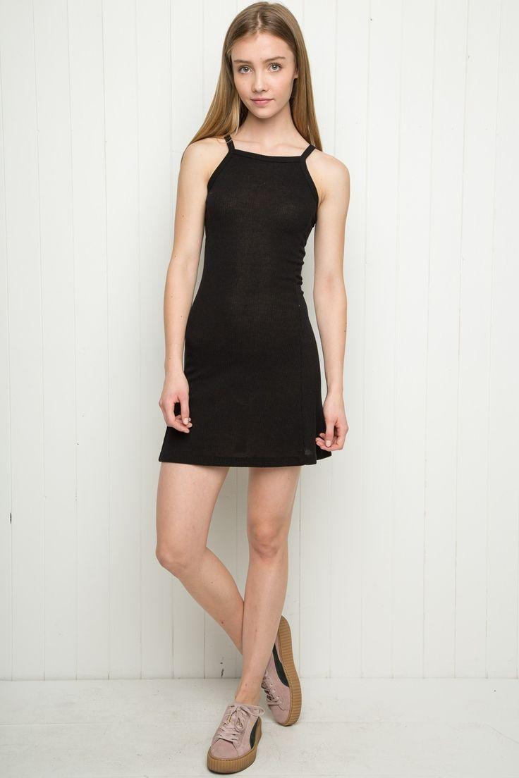 Black t shirt dress brandy melville - Brandy Melville Colette Dress Just In