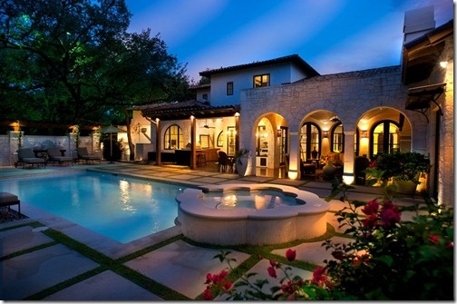 Beautiful Austin pool | Home Ideas/Wishes | Pinterest ...