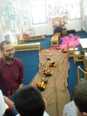 Πυθαγόρειο Νηπιαγωγείο: Πρόσφυγες - Βιωματικό εργαστήρι ενσυναίσθησης