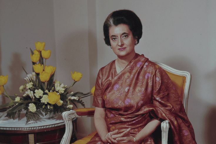 """Wise Words from Indira Gandhi, """"Mother of India"""""""