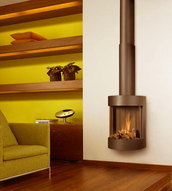 Allrakse.com - Small gas fireplace Design Home Interior Decorating