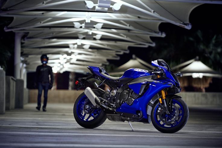 2018 Yamaha YZF-R1 Review: WELCOME TO THE R WORLD. 2018 Yamaha YZF-R1… #2018MotorcycleModels #Motorcycle #2018 #2018models #adventure