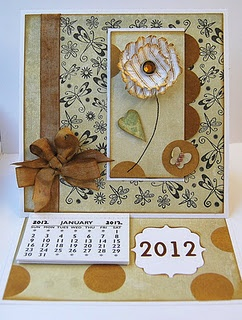 Best Easel Calendar Cards Images On   Calendar