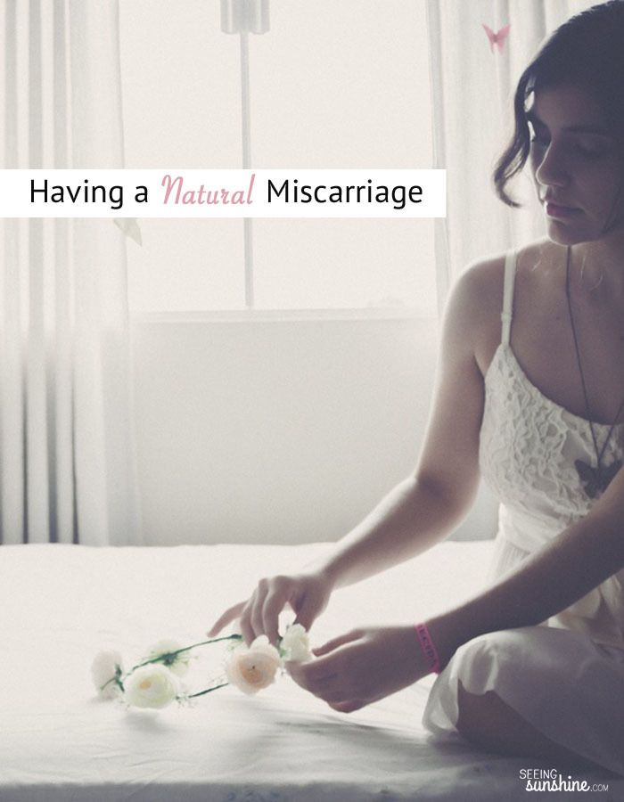 Every woman is different, and most likely no two women will have the same experience when it comes to miscarriage. But if you are like I was and you've just found out you are miscarrying, then you are probably googling like crazy. I wanted to find everything I could about it. I needed information — about what was happening and what was going to happen.  Usually there are three options:  Natural miscarriage — where you let your body expel everything on it's own Taking medication — which helps…