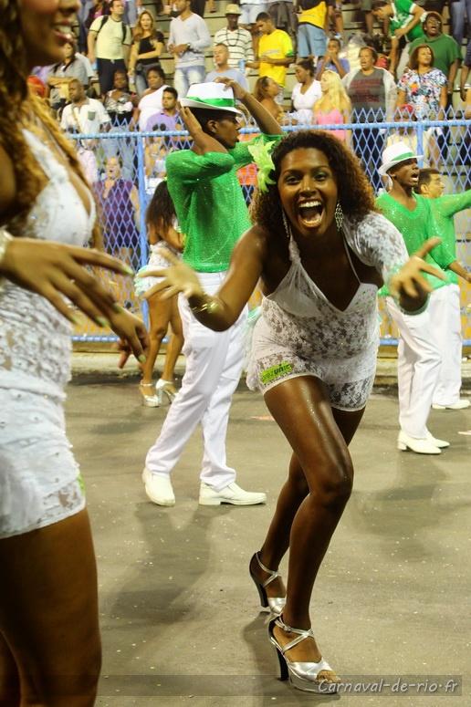 Rio carnival #brazil imperatriz