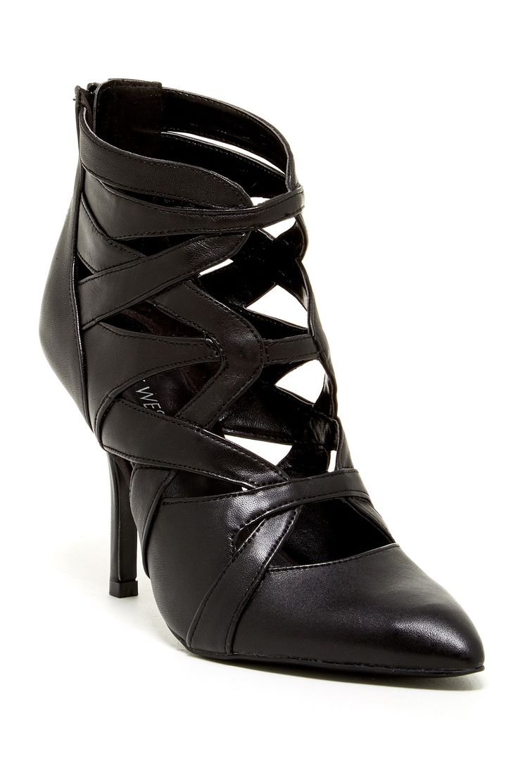 Nine West Bannr Cutout Bootie by Nine West on @nordstrom_rack