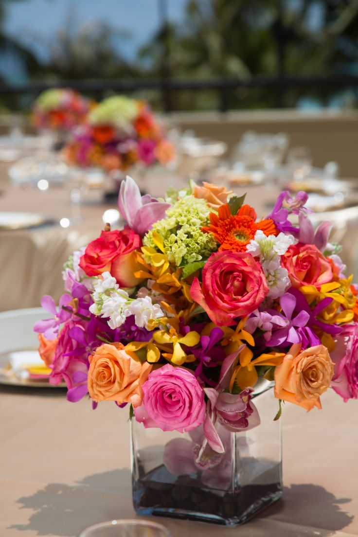 The team at @hyattwaikiki will help you design every detail to make your day perfect!