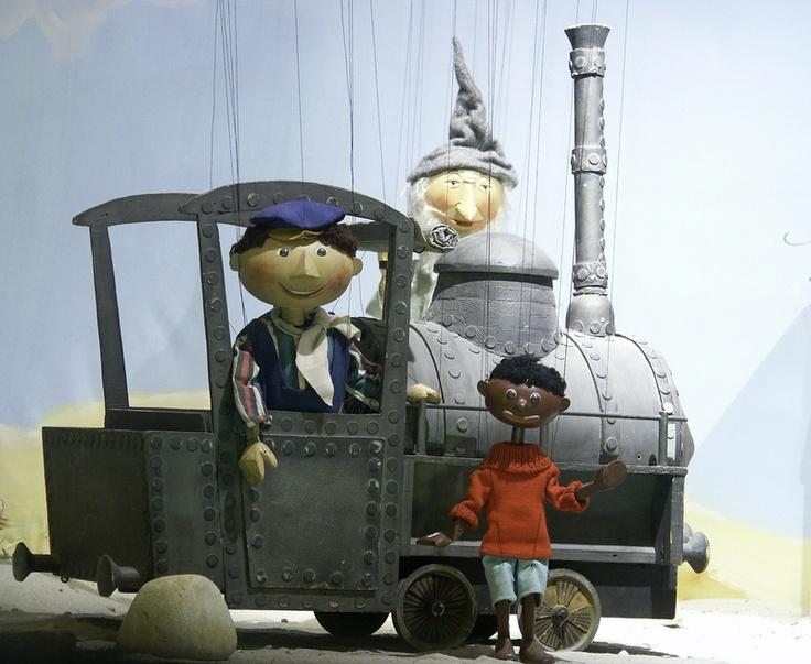 Jim Knopf & Lukas der Lokomotivführer by Augsburger Puppenkiste