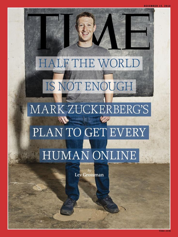 Mark Zuckerberg is on a crusade to put every single human being online