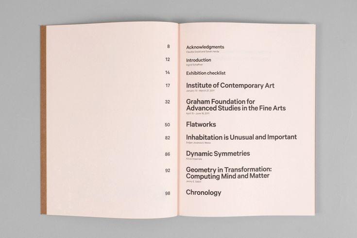 #index #contents