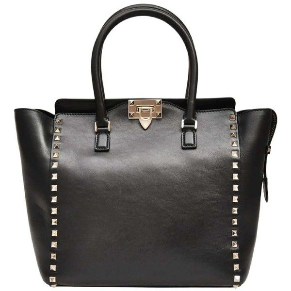 Valentino Rock Stud leather bag | accesories