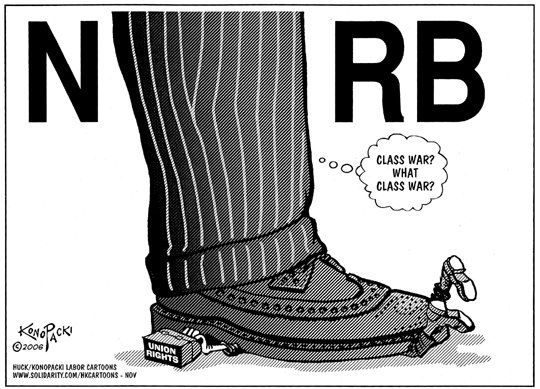 SCOTUS Ruling On NLRB Appointments Gives You Another Reason to Vote in November http://www.politicususa.com/2014/06/26/scotus-ruling-nlrb-appointments-reason-vote-november.html
