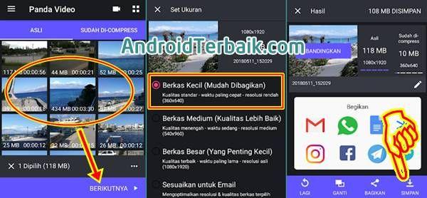 Pin Di Update Android Terbaik