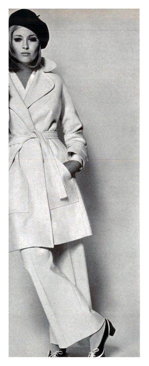 Faye Dunaway in Bonnie & Clyde
