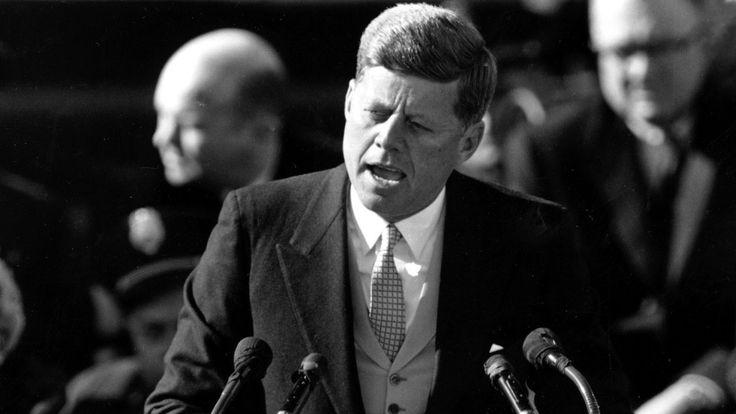 JFK-Inaugural address